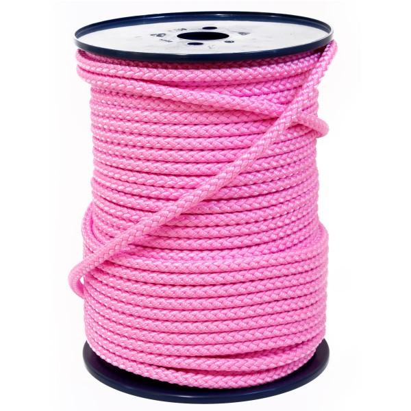 Springseil Fitnessseil Meterware Rosa Pink