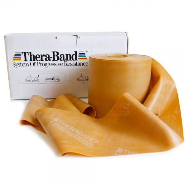Thera-Band® Gold (maximal stark) ab 2m Länge