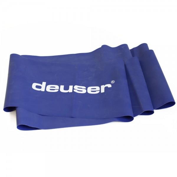 Deuser Physio Band 150, blau stark, in Wunschlänge