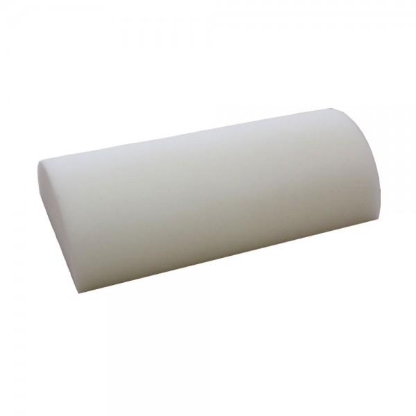 Schaumstoff Halbrolle Nackenrolle Lagerung 20x40x10cm