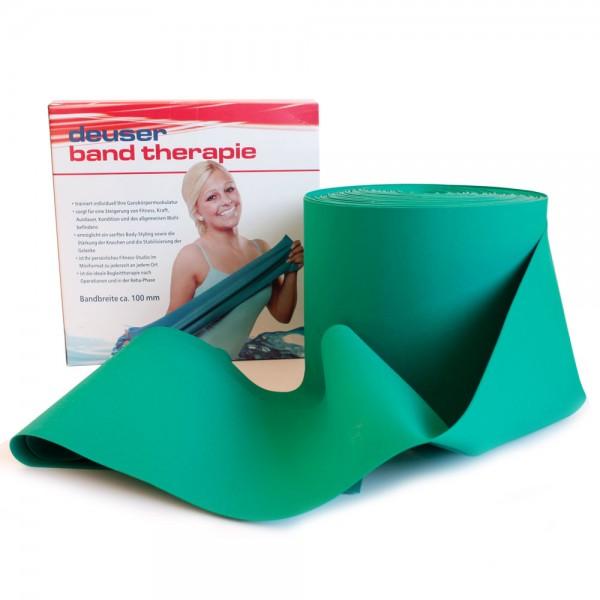 Deuserband Grün stark, latexfrei, für Aquasport und Wassergymnastik