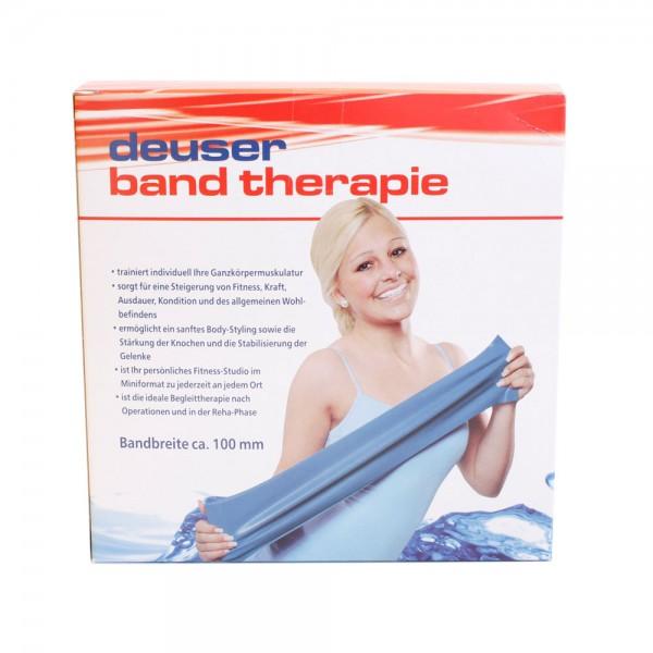 Deuserband Schwarz extrem stark, latexfrei, für Aquasport und Wassergymnastik