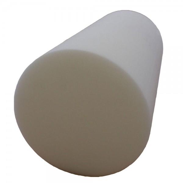 Schaumstoff Zylinder Rolle Polster 60x25cm