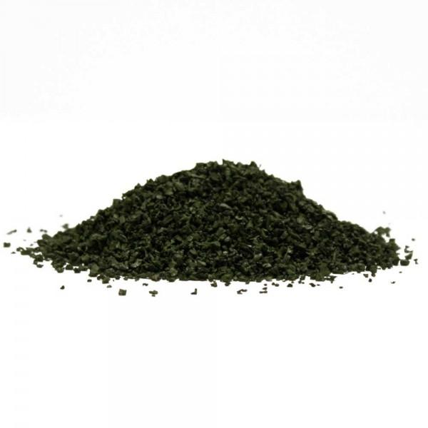 Boxsack Füllung Gummigranulat 25kg Grün, Dunkelgrün