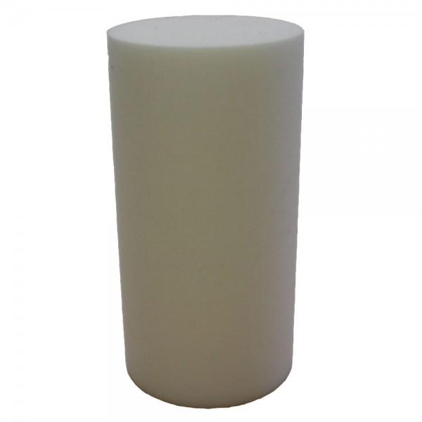 Schaumstoff Zylinder Rolle Polster 20x40cm